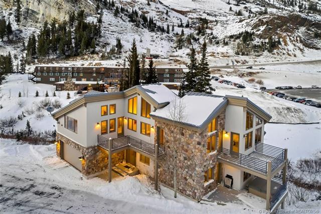 9955 E Powder Ridge Drive, Alta, Ut 84092 Salt Lake City Ut 84092