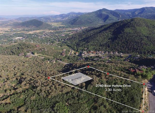 2740 Bear Hollow Drive Lot 36  Park City, Ut 84098 Park City Ut 84098