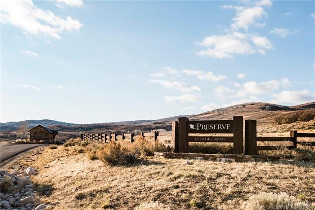 472 W Deer Hill Road, Lot 47 Park City Ut 84098