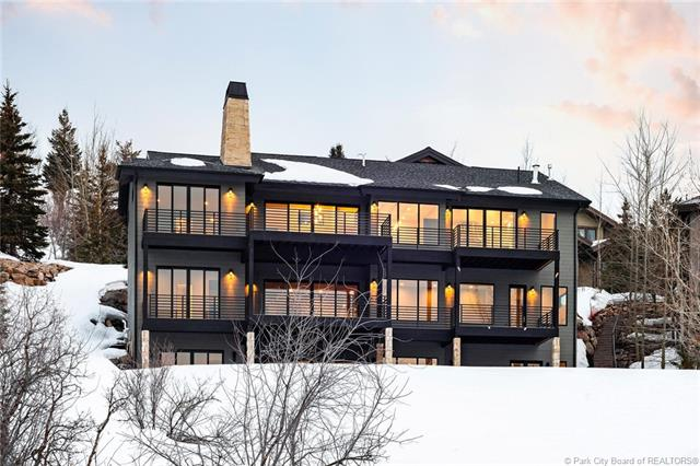 3555 Sun Ridge Drive Park City Ut 84060