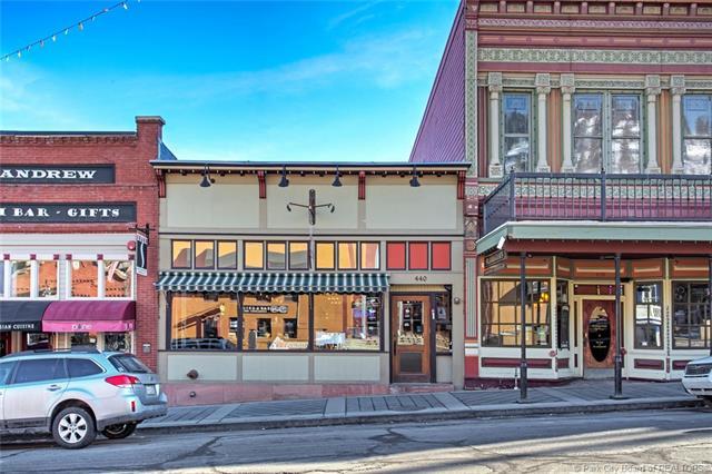 440 Main Street, Park City, Utah  84060 Park City Ut 84060