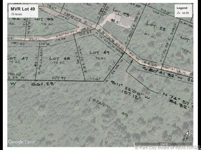 4498 E Weber Canyon Road Lot 49 Oakley Ut 84055